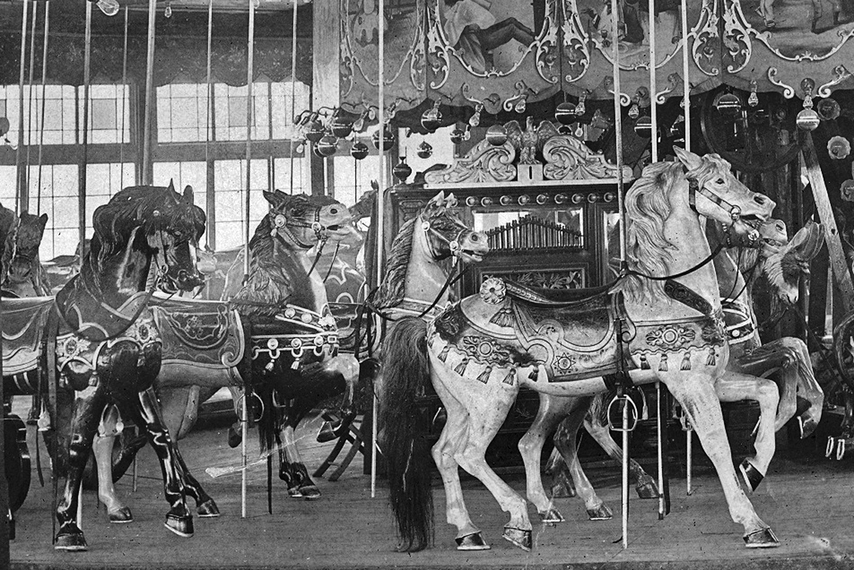 Bopp-Looff-carousel-horses-Harlem-River-Park-Sulzers-1890s