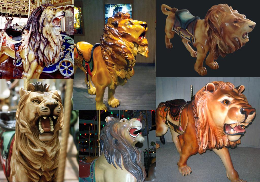Historic-American-carousel-lions