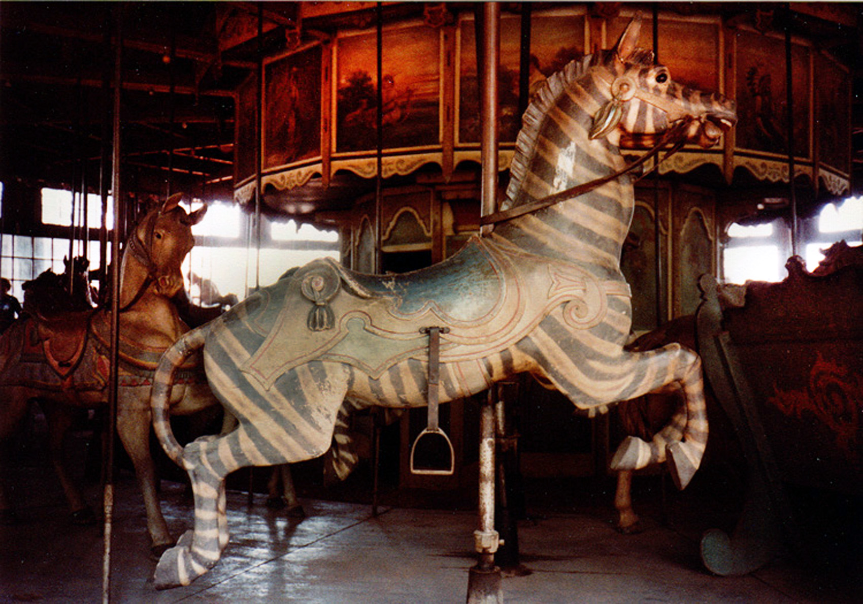 1905-PTC-9-carousel-zebra-Twin-Grove-Park