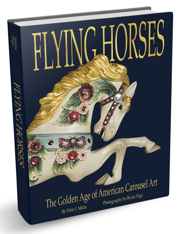 Flying-Horses-Golden-Age-Carousel-Art