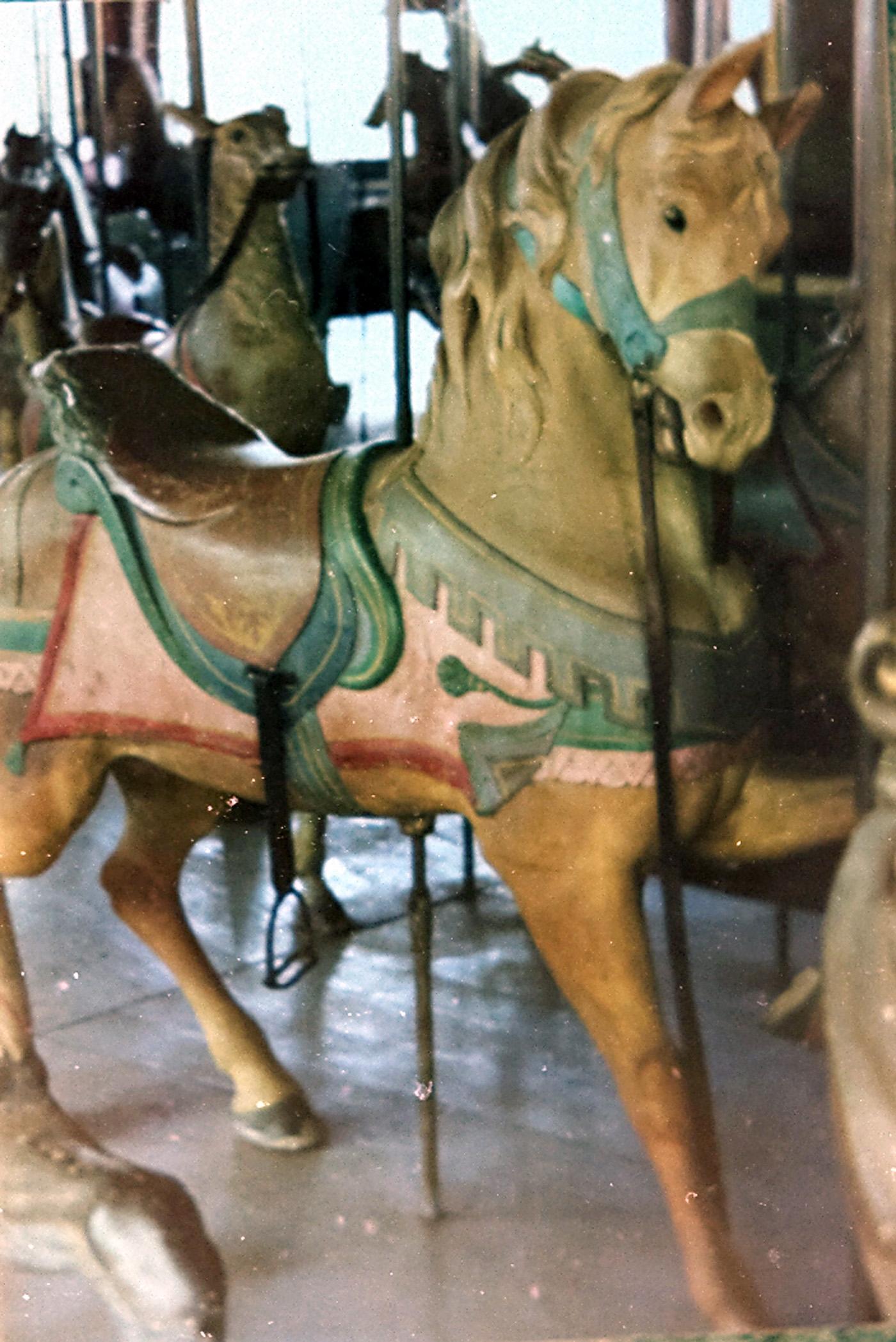 Pine-Grove-PA-PTC-9-carousel-Dentzel-stander