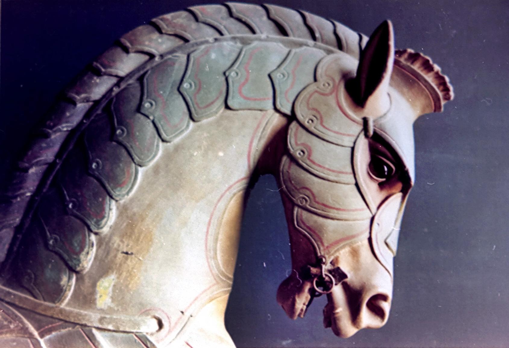 Pine-Grove-PA-PTC-9-carousel-armored-horse