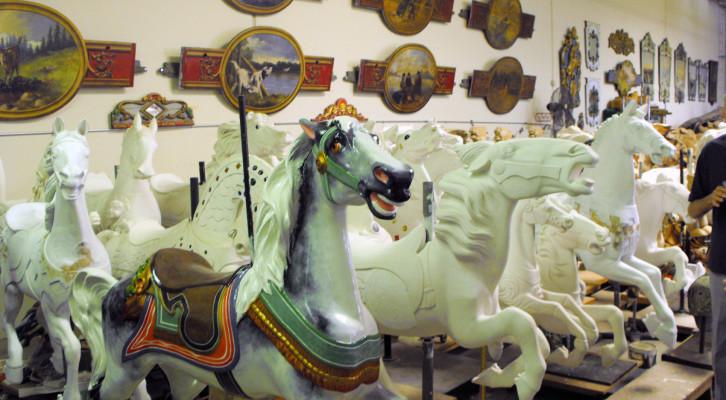 Running Horse Studio - Pasadena/Irwindale, CA