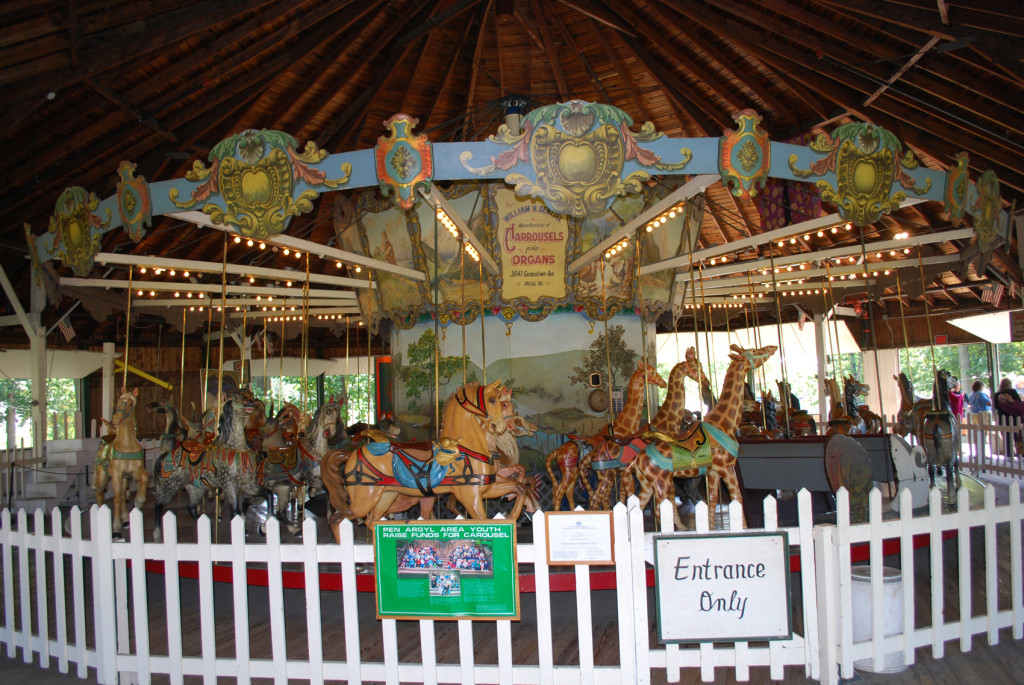 Historic-Dentzel-carousel-Weona-Park-Pen-Argyl-PA-2009-photo