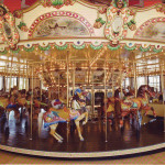 "Great photo of the Van Andel Museum Center 1928 Spillman Eng./Looff carousel in Grand Rapids, MI, courtesy of ""Trekkie Gal"" at flickr; www.flickr.com/photos/trekkiegal1701d"