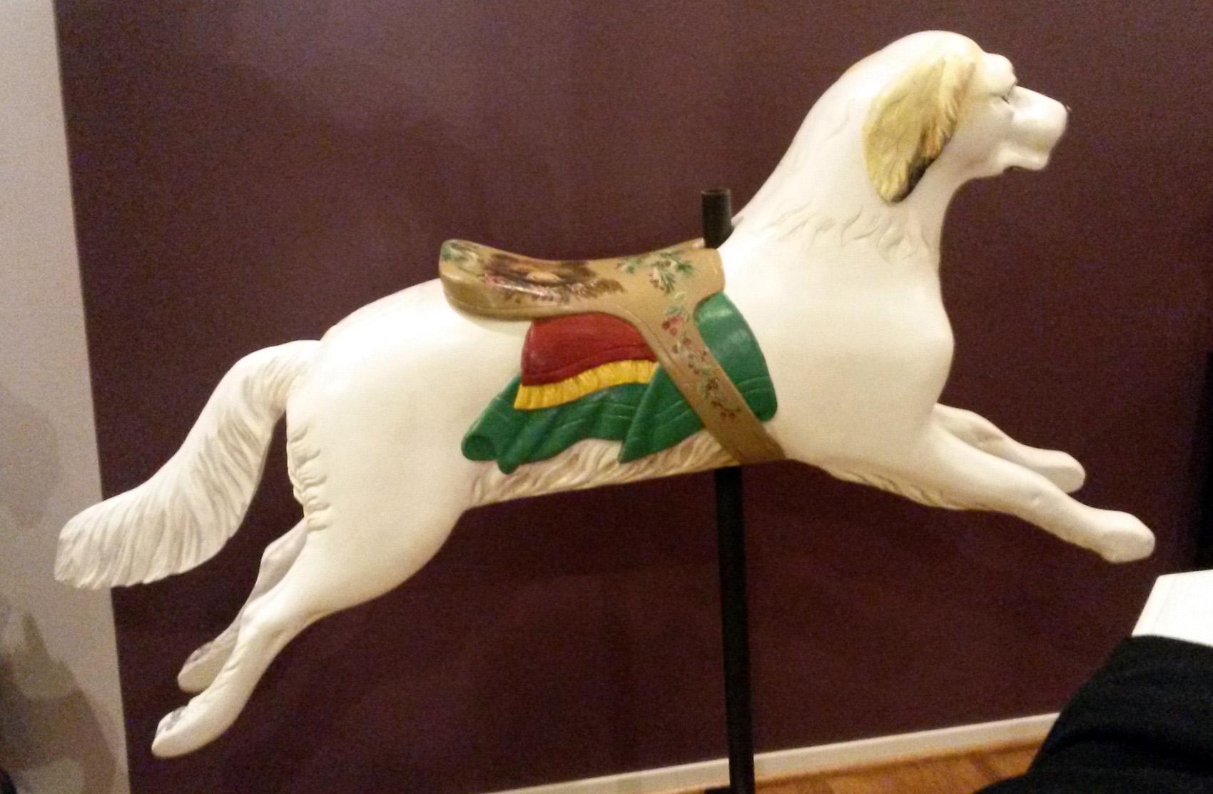 1912-Herschell-Spillman-carousel-dog-side