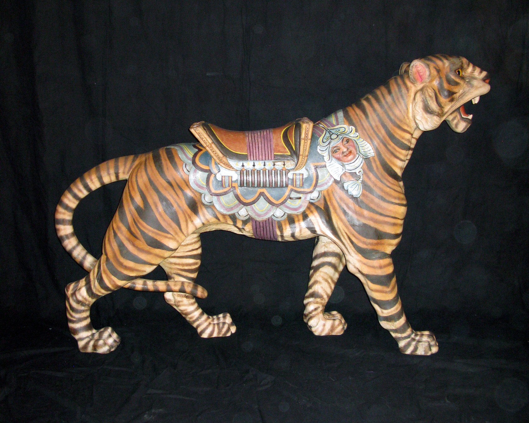 Dentzel-carousel-tiger-old-paint