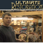 "Dan Horenberger on the PBS show, Ultimate Restorations""."